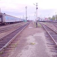 Станция Южно-Сахалинск. 29.05.2006