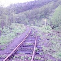 Перегон Быков - Углезаводск.