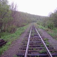 Перегон Быков - Углезаводск