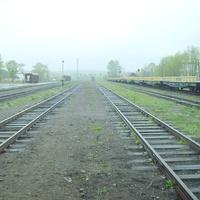 Станция Долинск