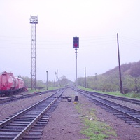 Станция Взморье