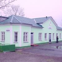 Вокзал на станции Взморье