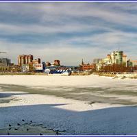 Челябинск. Набережная Миасса 2013г