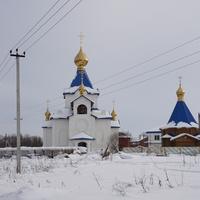 Церковь Иконы Божией Матери Казанская в поселке Красный Путь