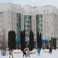 Здание федеральной налоговой службы