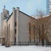 Протестанская церковь на Московском шоссе