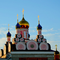 Талдом.Храм Михаила Архангела.Фото Галина Асабина.