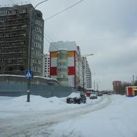 Бахарева улица