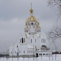 Всех Святых в земле Российской просиявших собор