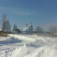 Храм во имя Ильи Пророка