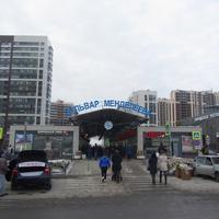бульвар Менделеева, Мурино