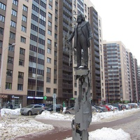 """монумент """"Сон Менделеева"""""""