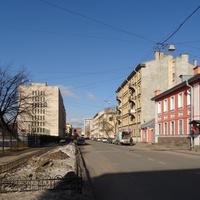 Улица Петрозаводская
