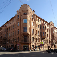 Чкаловский проспект, 17
