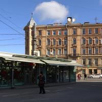 Улица Большая Зеленина