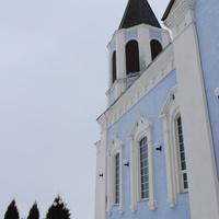 Покровка. Храм Покрова Пресвятой Богородицы.