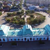 Станция Казалинск. посёлок Айтеке би.