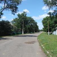 Сільська вулиця