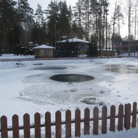В Охта-парке