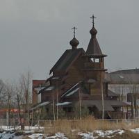 Церковь во имя Страстотерпца царя Николая II