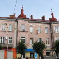 Дом на площади Рынок