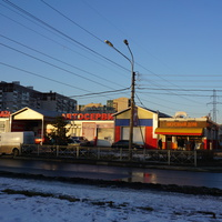 Улица Долгоозёрная