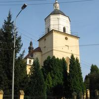 Костел Иоанна Крестителя