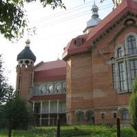 Грекокатолический Покровский собор.