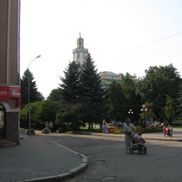 Площадь Рынок. Ратуша