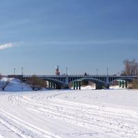 Октябрьский мост.