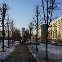 Аллея Чернобыльцев