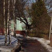 Улица Варяжская