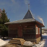 Приходская библиотека на территории Храма Архангела Михаила