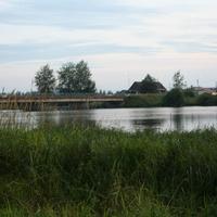 Мост через р. Шуя