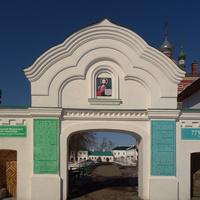Никольский мужской монастырь