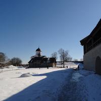 Староладожский историко-архитектурный и археологический музей - заповедник