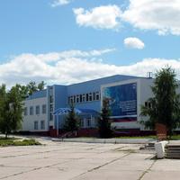 Спорткомплекс  школы №9.