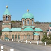 Свято-Алексеевский храм.