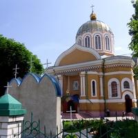 Церква Покрови Пресвятої Богородиці (1859 р).