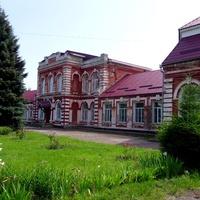 Будівля жіночої гімназії 1909р. (Смілянський ліцей)