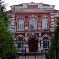 Будівля жіночої гімназії 1909-1910 р. (Смілянський ліцей)