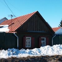 Домик на улице Песковской