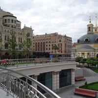 Площадь Почтовая. Церковь Рождества Христова