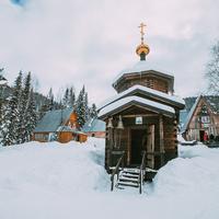 "Кузнецкий Алатау ""Станция Лужба"""