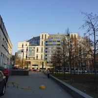 Улица Пионерская.