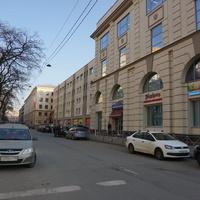 Чкаловский проспект.