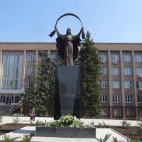 КРЭС. Памятник Покрова Пресвятой Богородицы