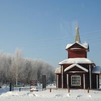 Кладбищенская часовня.
