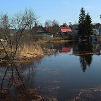 Река Ушачка