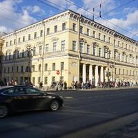 Петроградская наб.